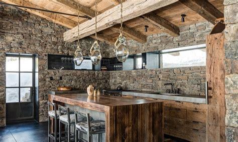 idee per cucine in muratura cucine in muratura rustiche idee per la casa in cagna