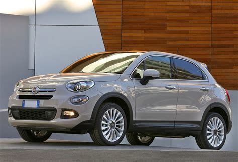 The New 2015 Fiat 500x Crossover  Car Reviews  New Car