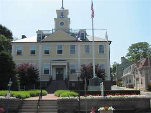 Town Halls of Rhode Island #4 — Town Halls of the South ...