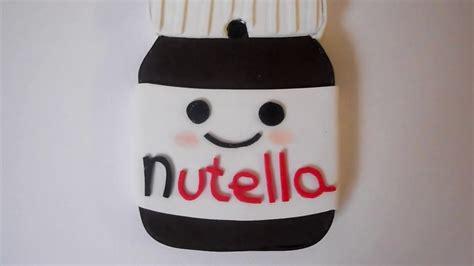 My nutella recipe is quick: DIY ~ How to make a Nutella cover ~ Cover Nutella fai da te - YouTube