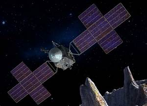 NASA probe on fast track to reach metallic asteroid