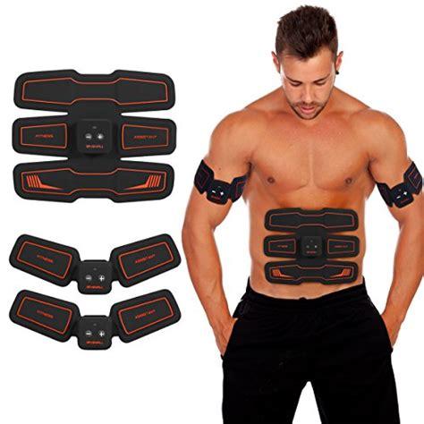 Electronic Abdominal Muscles Stimulator Vibration Pad
