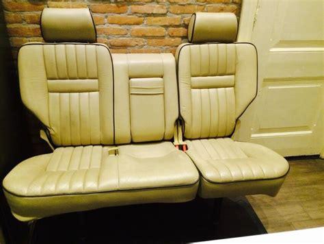 canapé siège arrière de voiture en cuir 21ème catawiki