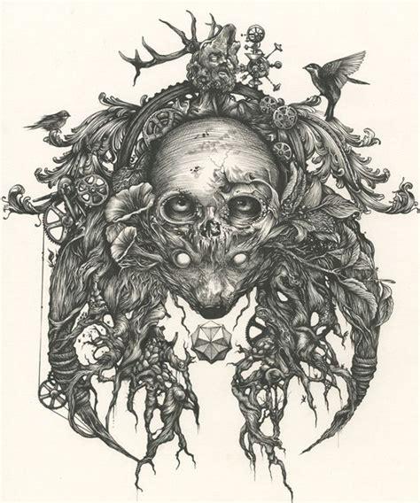 Best Images About Art Pinterest Skull Design