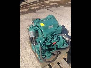 For Sale  Volvo Penta 2002 18hp Marine Diesel Engine