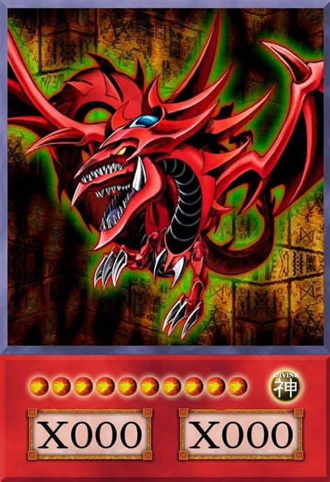 Slifer The Sky Deck Anime by How Did Yugi Acquired The God Cards Quora