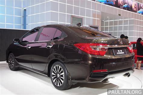 Shanghai 2018 Honda Crider Production Car Debuts Image 170536