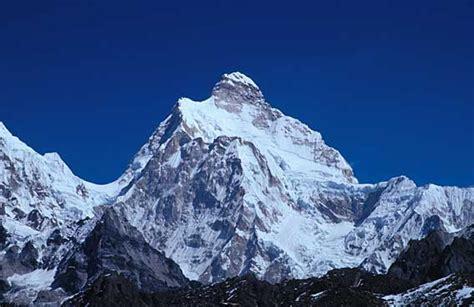 Bob's Kangchenjunga Wild Diary