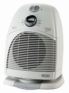 Delonghi DFH470M SafeHeat Oscillating Fan Heater