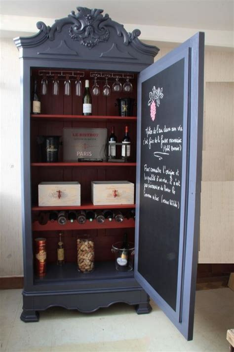 Armoire A Vin by 25 Best Ideas About Armoire Bar On Armoires