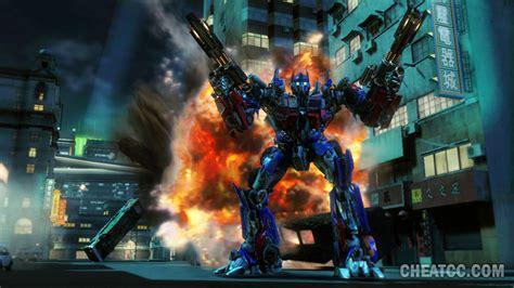 transformers revenge   fallen review  xbox