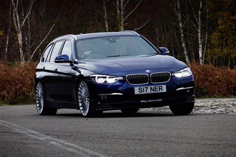 Alpina D3 Touring Review