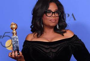 Oprah Winfrey's Golden Globe Speech Inspires Social Media ...
