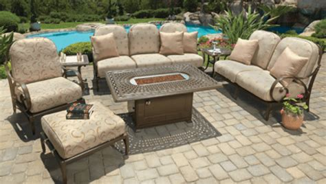 outdoor furniture outdoor fireplace
