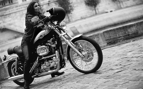 Download Wallpaper Harley-davidson, Sportster, Xl 1200 C