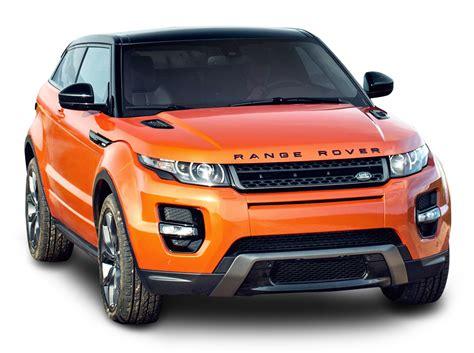 car range orange land rover range rover car png image pngpix
