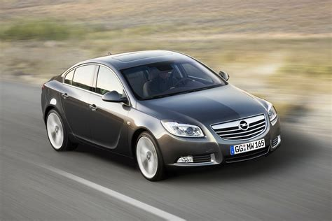 opel insignia 2009 opel insignia officially unveiled it 39 s pretty