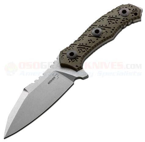 boker kitchen knives boker plus colubris fixed blade knife stonewash blade