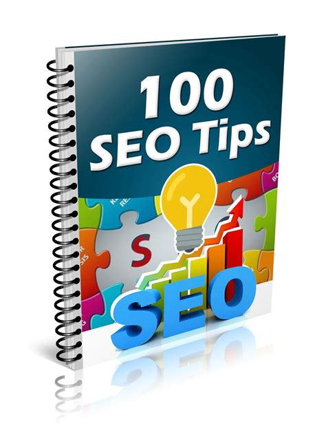 Seo Advice by 100 Seo Tips