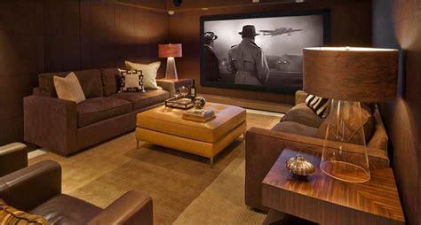 try an furniture arrangement media room