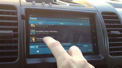 android car stereo   tablet home automation