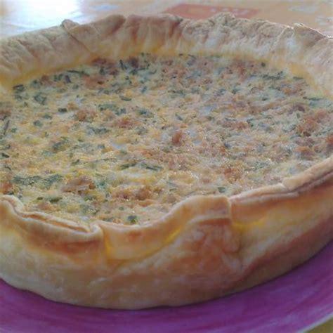 quiche au fromage blanc cooking chef de kenwood espace recettes