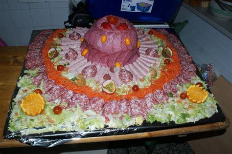 d oration de plats cuisin dã coration de plats pour buffet froid