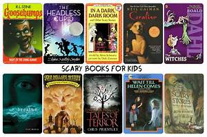10 Scary Books For Kids – Suggest Me Some