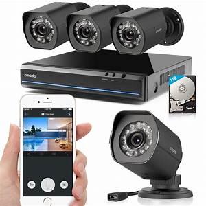 Buy Zmodo 8 Channel Nvr 8 1st Gen Camera Spoe Security