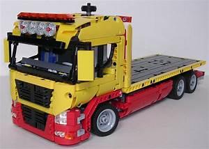 Lego Technic Camion : review lego technic 8109 camion de d pannage ~ Nature-et-papiers.com Idées de Décoration