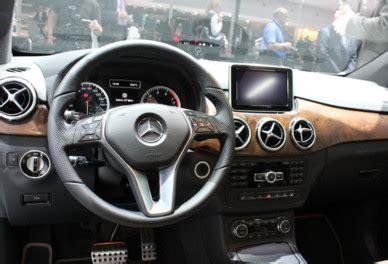 Housse Siege Mercedes Classe B 28 Images Quelques Automoto Salon De Francfort 2011 Nouvelle