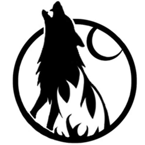 Scary Wolf Pumpkin Carving Patterns by Evolution Of The Wolfire Logo Wolfire Games Blog