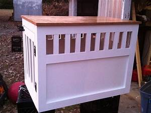 pdf diy wooden dog crates plans download diy router table With white dog crate table