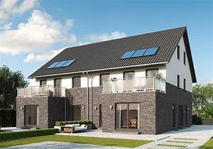 Klinker Preise Qm : modelle monza 2 5 geschossiges doppelhaus mit ~ Michelbontemps.com Haus und Dekorationen