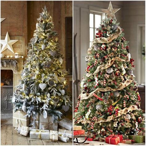 elegant christmas tree decor ideas