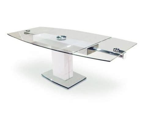 table bureau en verre table bureau en verre trempé et inox poli sur deco and me