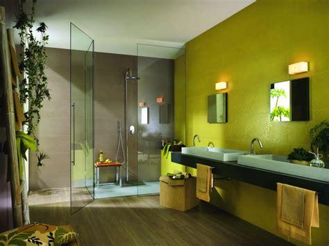 cuisine vert anis salle de bain turquoise et marron