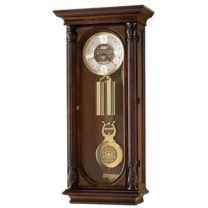 Howard Miller Stevenson Key Wound Wall Clock - 620262