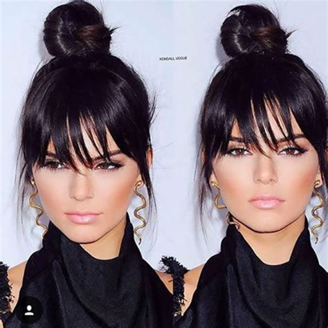hairstyles  slim   faces