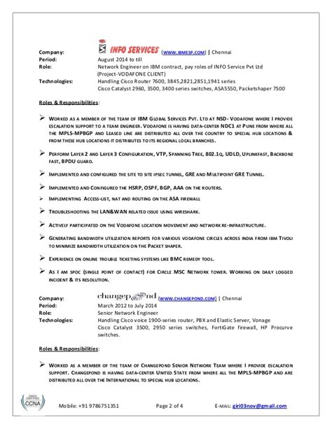 Fortigate Firewall Resume by Giri Resume 6 Exp