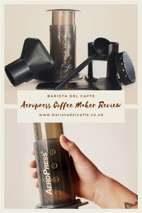 In this method, brewing takes place by keeping the. The AeroPress Coffee Maker Review 2019   Aeropress coffee ...