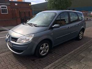 RENAULT MEGANE SCENIC 1.5 DCI DYNAMIQUE 2007 7 SEATER   in ...