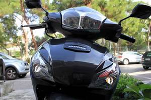 Live Test  Honda Suprax 125 Helm-in