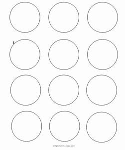 free printable circle templates large and small stencils With circle templates to print