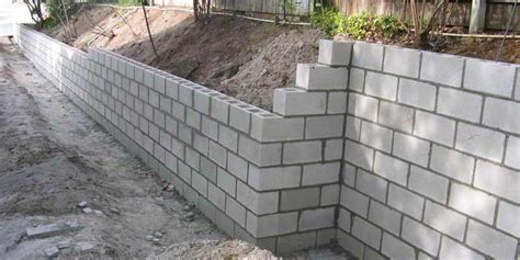 cost  build  retaining wall