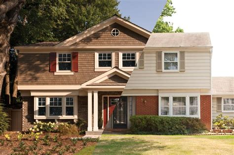 change house exterior 17 best images about curb appeal on pinterest ranch homes front porch pergola and split level