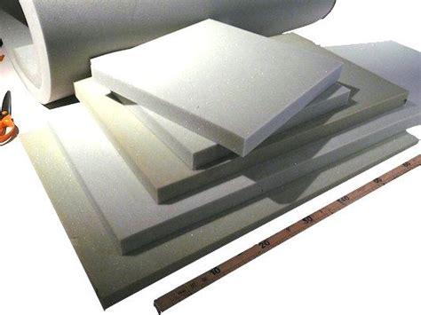 plaque de mousse pour canapé découpe de mousse en plaque pour coussin de siège