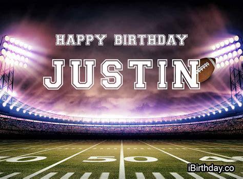 justin american football birthday meme happy birthday