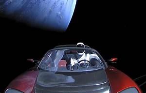 Tesla Dans Lespace : tesla roadster la premi re voiture dans l espace blog ~ Nature-et-papiers.com Idées de Décoration