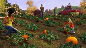 The Sims 3 Gears Up For Fall With New Screenshots Of